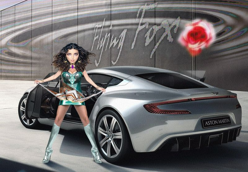 21C Super Girl