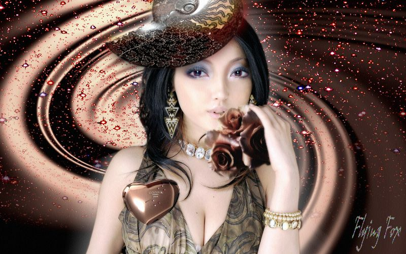 Lady Chocola