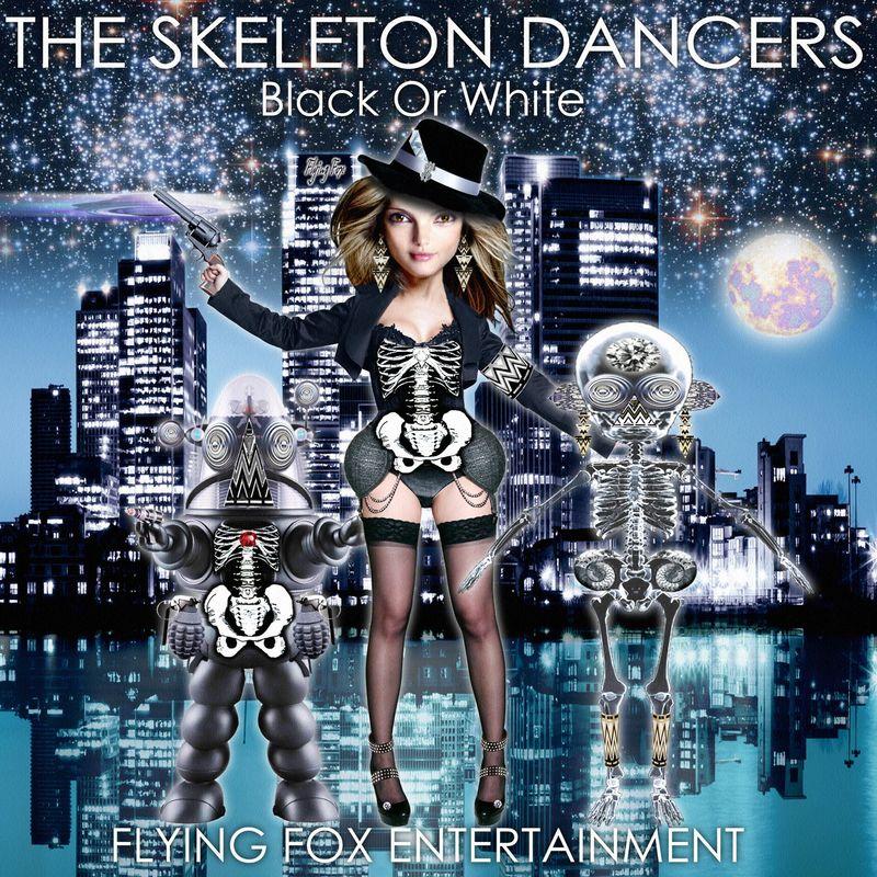 SKELETON DANCERS