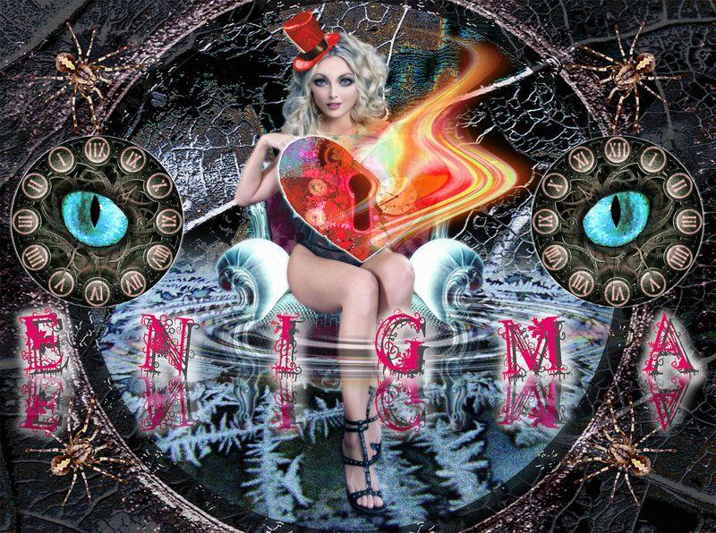 Spiritual Trilogy 2011 Enigma